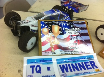 MN Electric OffRoad State Championship: Tekin Wins
