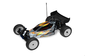 JConcepts Illuzion B4.1 8mm Extended Chassis Punisher Body And 6.5″ Rear Wing