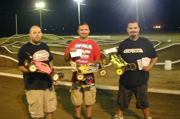 Cash Money Race At JCP In Edinburg, IN: Tekin Wins 1/8 Pro E Buggy