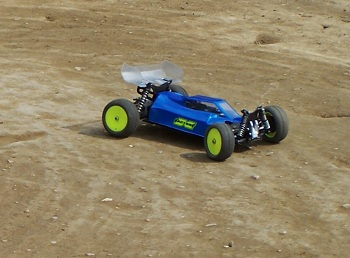 X Factory Debuts Prototype X-7 4WD Buggy