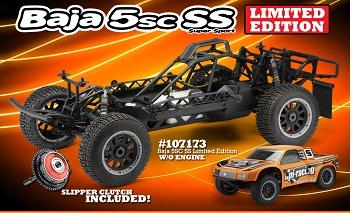 HPI Baja 5SC SS Limited Edition