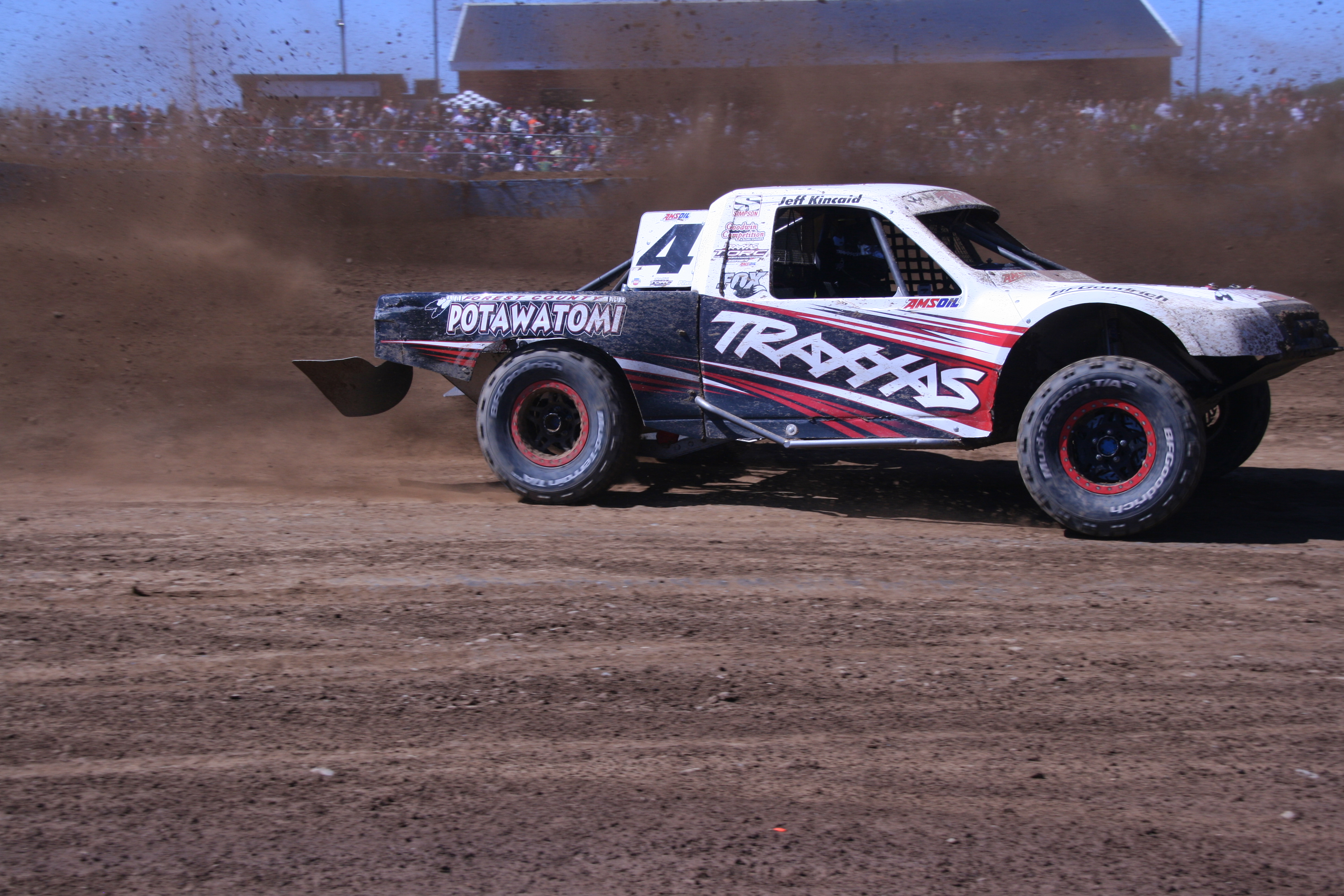 Traxxas TORC Series at Crandon–Watch It Here LIVE!