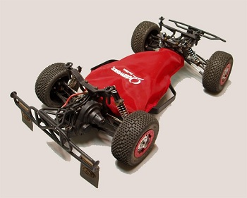 Outerwears Chassis Shroud For The Losi XXX-SCT