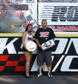 ROAR Electric On Road Paved Nationals: Radiopost Wins