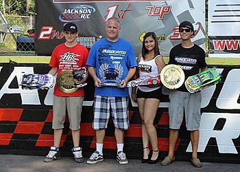 ROAR On-Road Nationals: Reedy Sweeps 13.5 TC Class