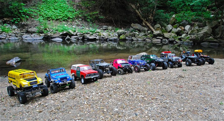 Scale Crawling is for Everyone
