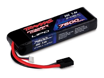 Traxxas Power Cell LiPo Batteries