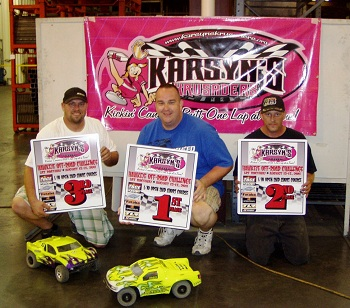 Racing For A Good Cause: 1st Annual Hawkeye Off-Road Challenge For Karsyn's Krusaders