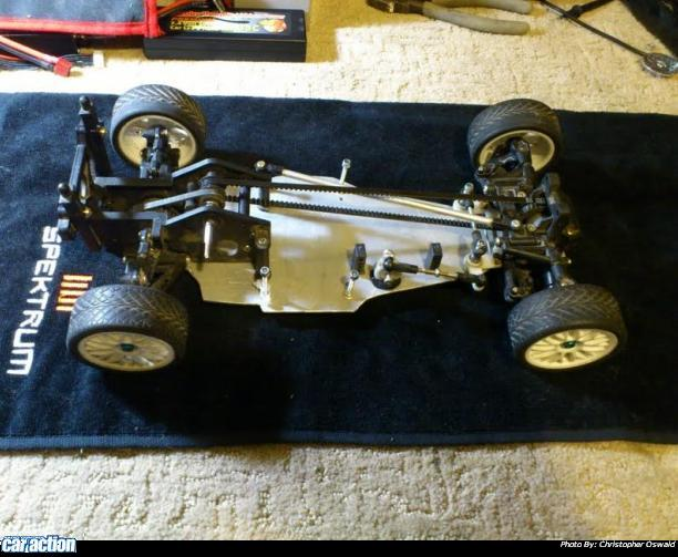 Traxxas 4-Tec Workbench Project