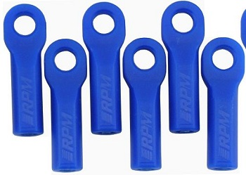 RPM Short And Long Rod Ends For Traxxas 1/10 Vehicles