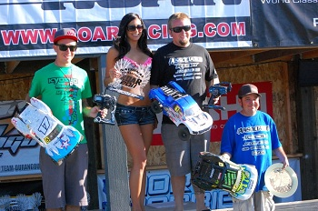 JConcepts And Ryan Maifield Take 2nd Consecutive ROAR National Championship In Modified Short Course Truck