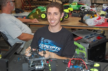 West Coast Championship Series: JConcepts Driver Josh Numan Takes Home The Title