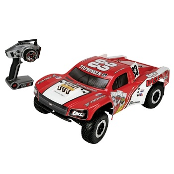 Losi RTR TEN-SCTE 4WD Short Course Truck