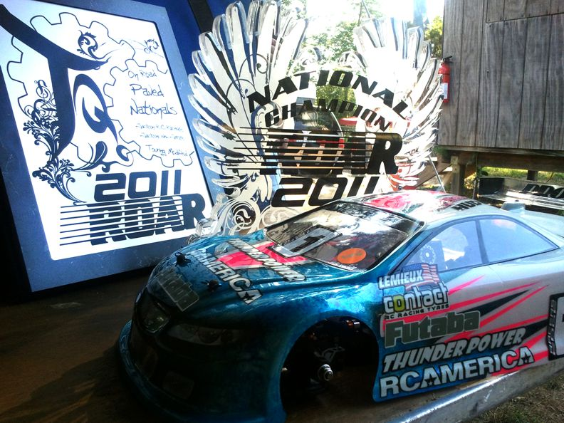 2011 ROAR On-Road Nationals: Thunder Power RC Takes 2 Titles