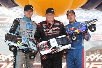Traxxas Drivers Win Super Buggy And Pro Light, Podium In Pro 2WD And Pro 4X4 at TORC Series TORC Round 7