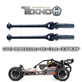 Tekno RC Universal Driveshaft System For HPI Vehicles