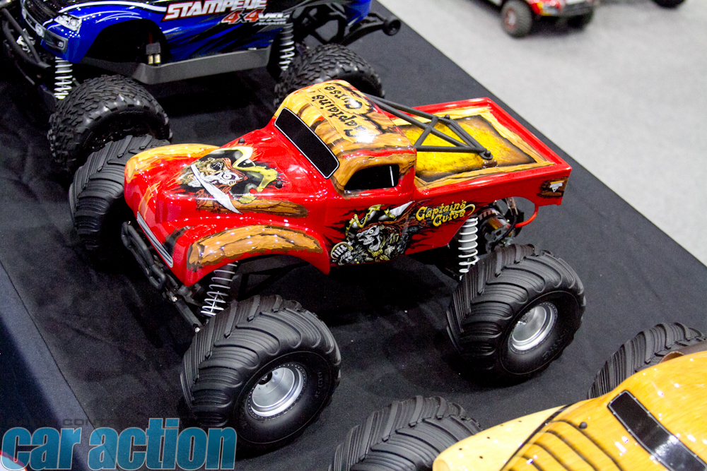 Traxxas Shows Off New Products at RCX Chicago