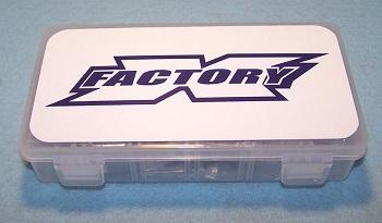 X Factory's Box 'O Bolts