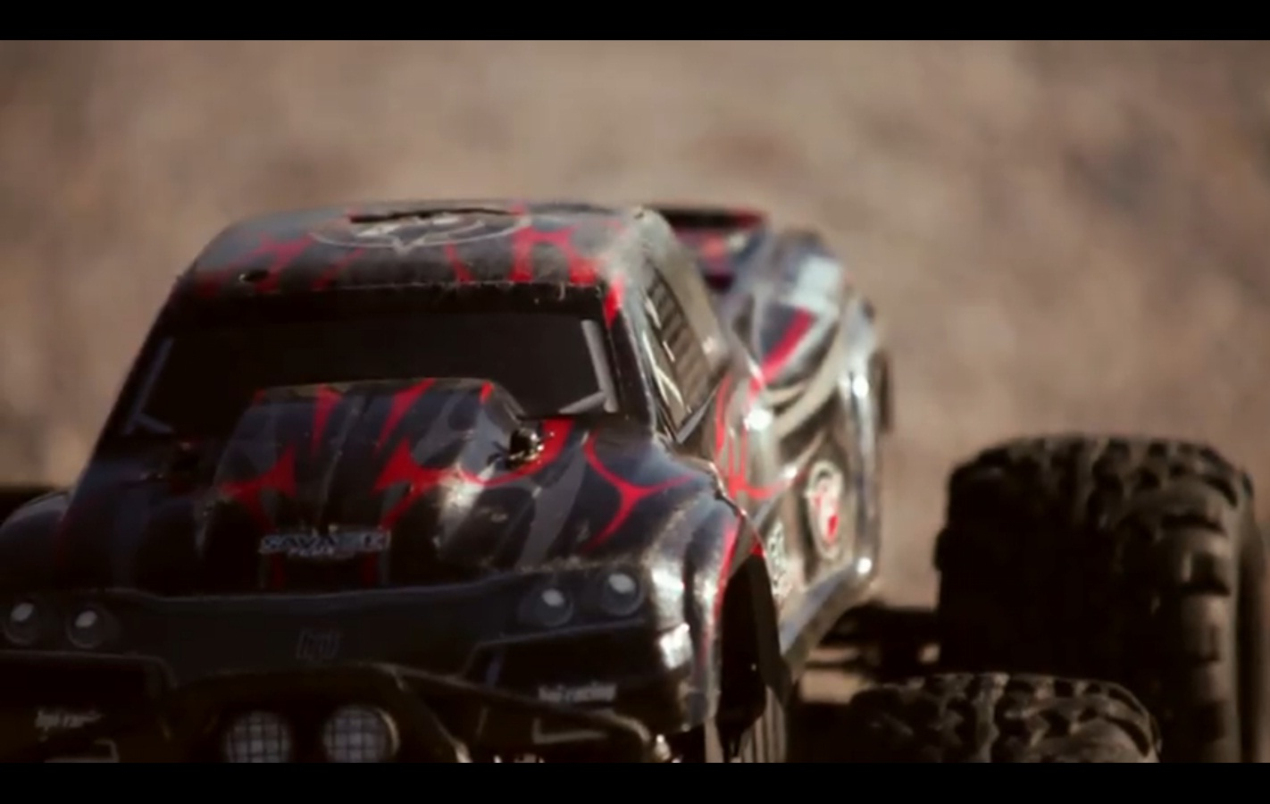 "HPI Savage Flux Video–""The Movie!"""