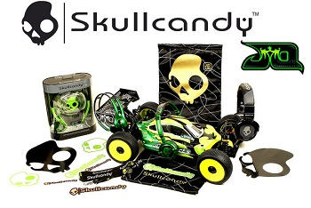 JQ Products And Skullcandy Team Up For 2012