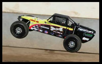 SCB – Short Course Buggy…. Will it stick ?