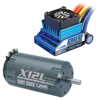 LRP Sphere TC And SXX TC-Spec V2 Now Available In Vector X-12L Short Course Combos
