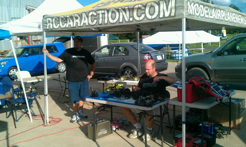 RC Short Course Nationals @ RC Madness in CT