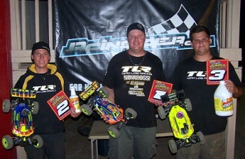 Summer Sizzle Race At ARC Raceway: TLR Takes Top 5 Spots In Pro 1/8 Buggy