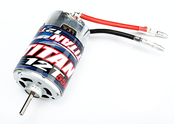 Traxxas Motor Maintenance