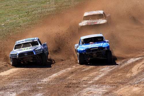 Traxxas TORC Series Heading to the Big House