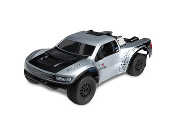 JConcepts Releases New Illuzion Ford Raptor SVT X-Flow Body And Rulux 12mm SC Wheels For The Losi SCT-E