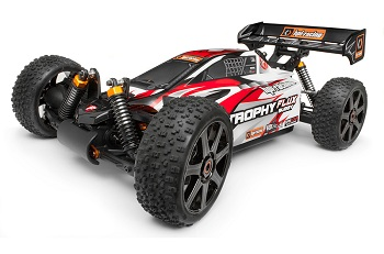 HPI RTR Trophy 1/8 Brushless Buggy Flux