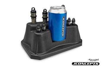 JConcepts Illuzion Matte Finish Shock, iPad And iPhone Stand
