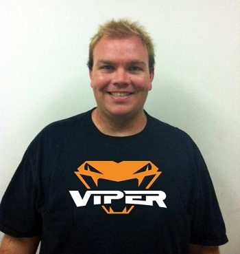 Viper R/C Solutions Announces Billy Fischer As Team Manager