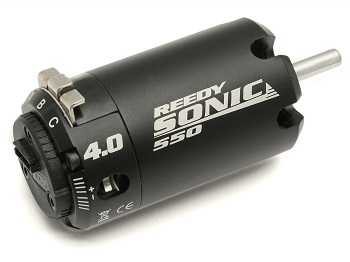 Reedy Sonic 550 Brushless Motors