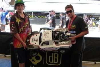 AMA Outdoor Motocross National Championships: Losi 5IVE-T Debuts With Rockstar Team