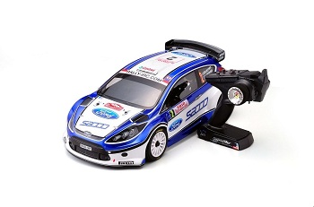 Kyosho DRX Ford Fiesta Ready Set