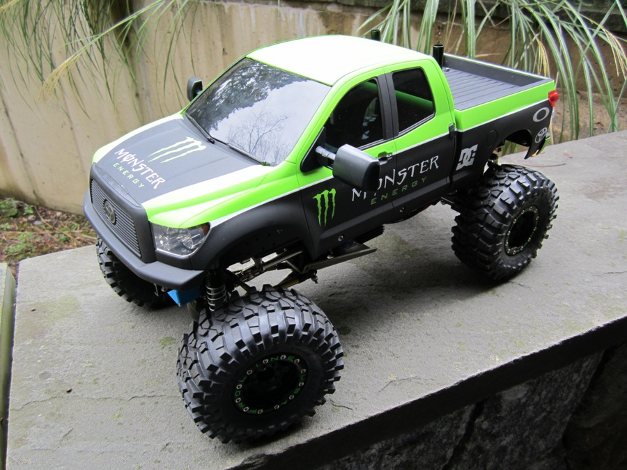 A Sneak Peek at My Tamiya Tundra Tough Truck (Ultimate Truck Champs Rules Inside)