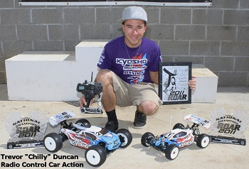 ROAR 2011 1/8 Electric Off-Road Nationals: Tebo Sweeps Truggy And Buggy