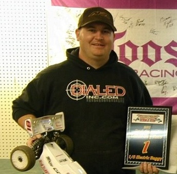Labor Day Shootout At Indy RC And Hobbies: Tekin's Mike Malott Wins