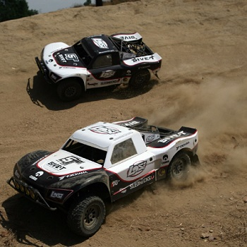 Losi 5IVE-T 1/5 BND 4WD Off-Road Racing Truck