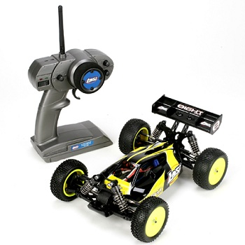 Losi 1/14 RTR Brushless Mini 8IGHT Buggy