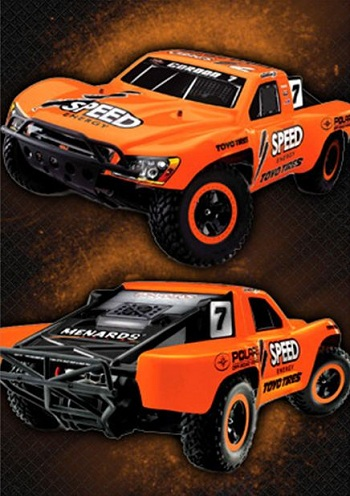 Traxxas Robby Gordon SPEED Energy/Toyo Tires Edition RTR Slash