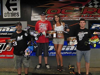 Pro-Line Surf City Classic: Ty Tessman Wins 1/8 Electric Buggy Invite Class