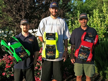 A Main Hobbies Partners With BMiller Racing