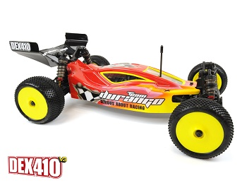 Team Durango DEX410 v3 1/10 4WD Off-Road Buggy