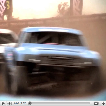 Traxxas TORC Interviews
