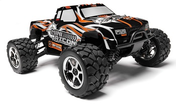 HPI RTR 1/18 4WD Mini Recon