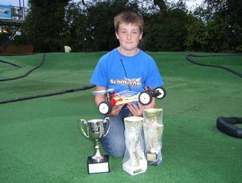 BRCA Under 13 Class: Jack Neal Wins With Schumacher Cougar SV And CAT