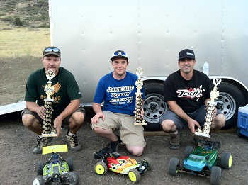 Colorado State Series Finals: Kody Numedahl Wins
